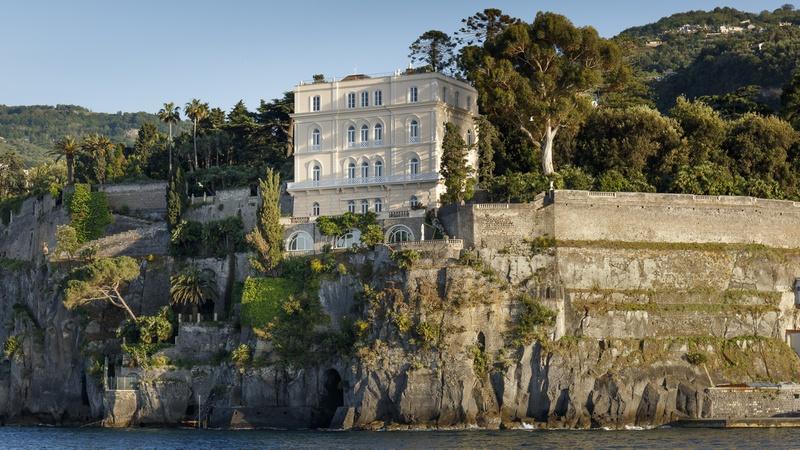 Villa Palace - Italy, Amalfi Coast