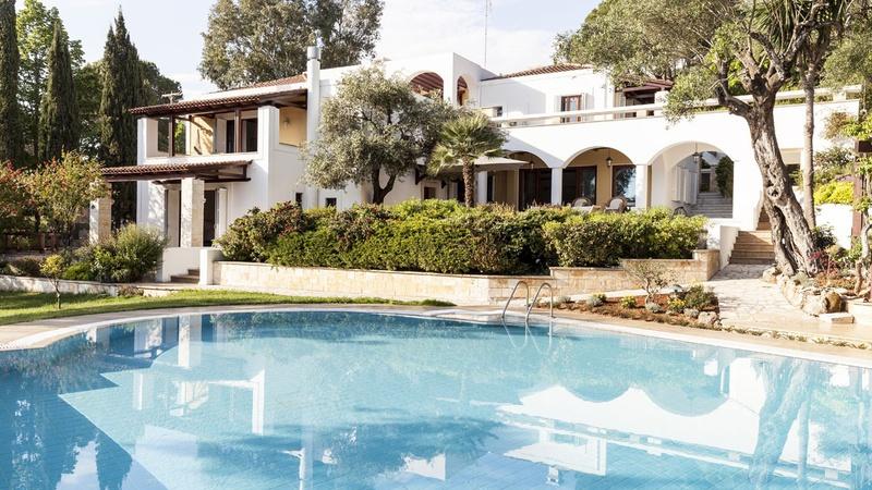 Villa Olive - Greece, Ionian Islands, Corfu - Edge Retreats