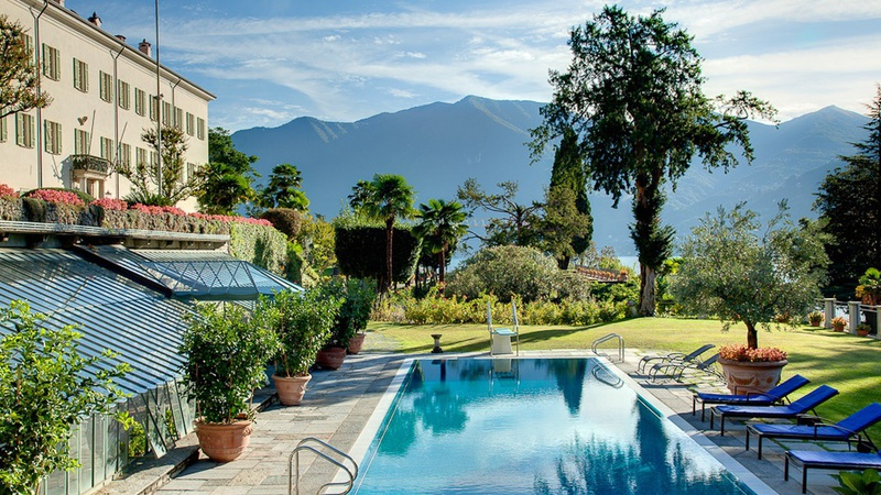 LAKE COMO LUXURY VILLA PASSALACQUA