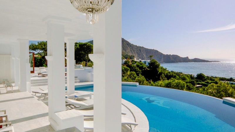IBIZA LUXURY VILLA CALA JONDAL EXCLUSIVE
