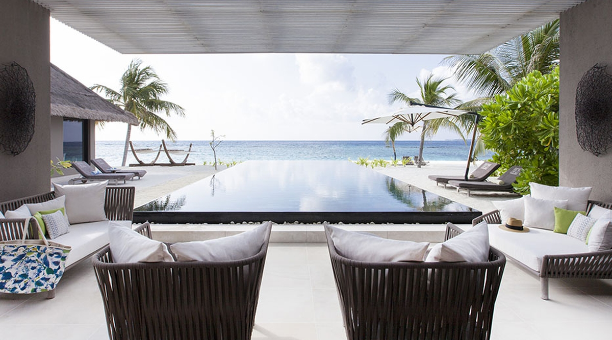 Cheval Blanc Two Bedroom Island Villa | Luxury Villa in Maldives ...