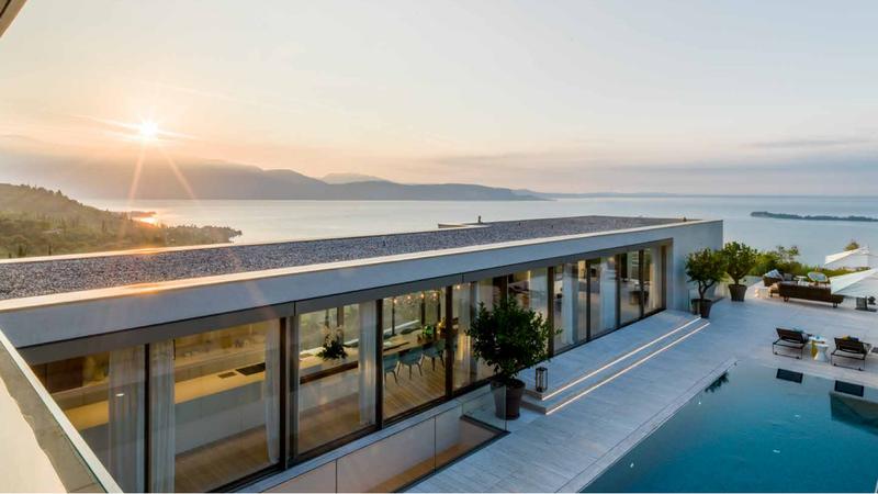 Villa Sphere Ovest - Italy, Italian Lakes, Lake Garda - Edge Retreats