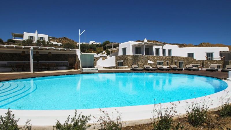 Bluewave Villa, Greece, Cyclades, Mykonos - Edge Retreats