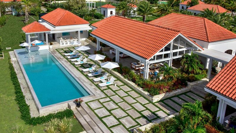 Villa Mariposa Jumby Bay