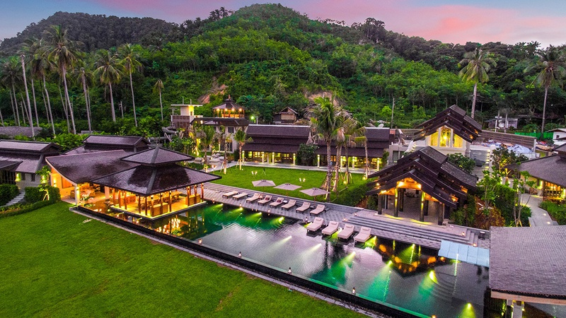 Villa Yao Noi Thailand