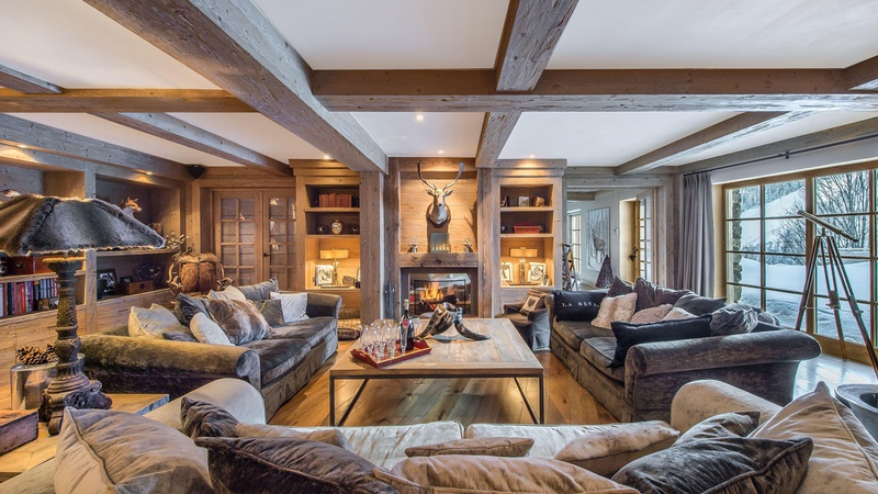 MERIBEL LUXURY CHALET D'HADRIEN