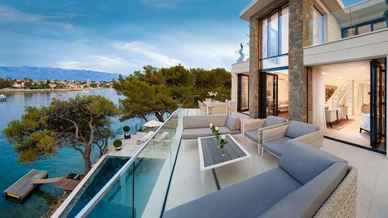 Villa Premium Brac Croatia
