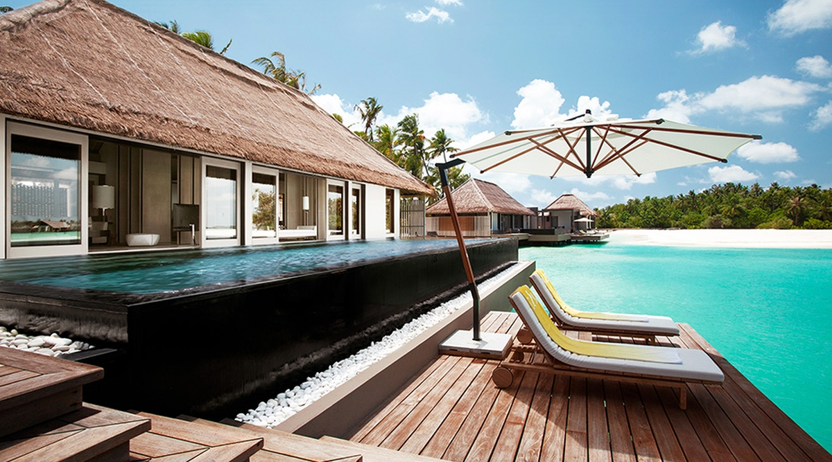 Cheval Blanc Garden Water Villa | Luxury Villa in Maldives | Edge ...