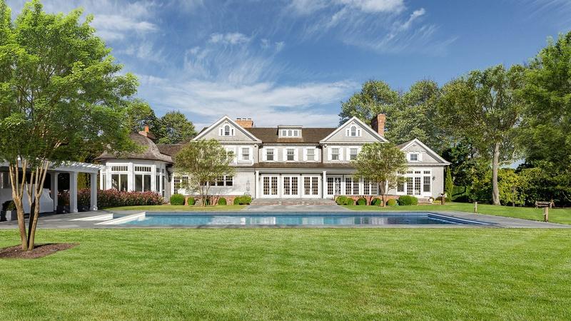 Hamptons Mansion