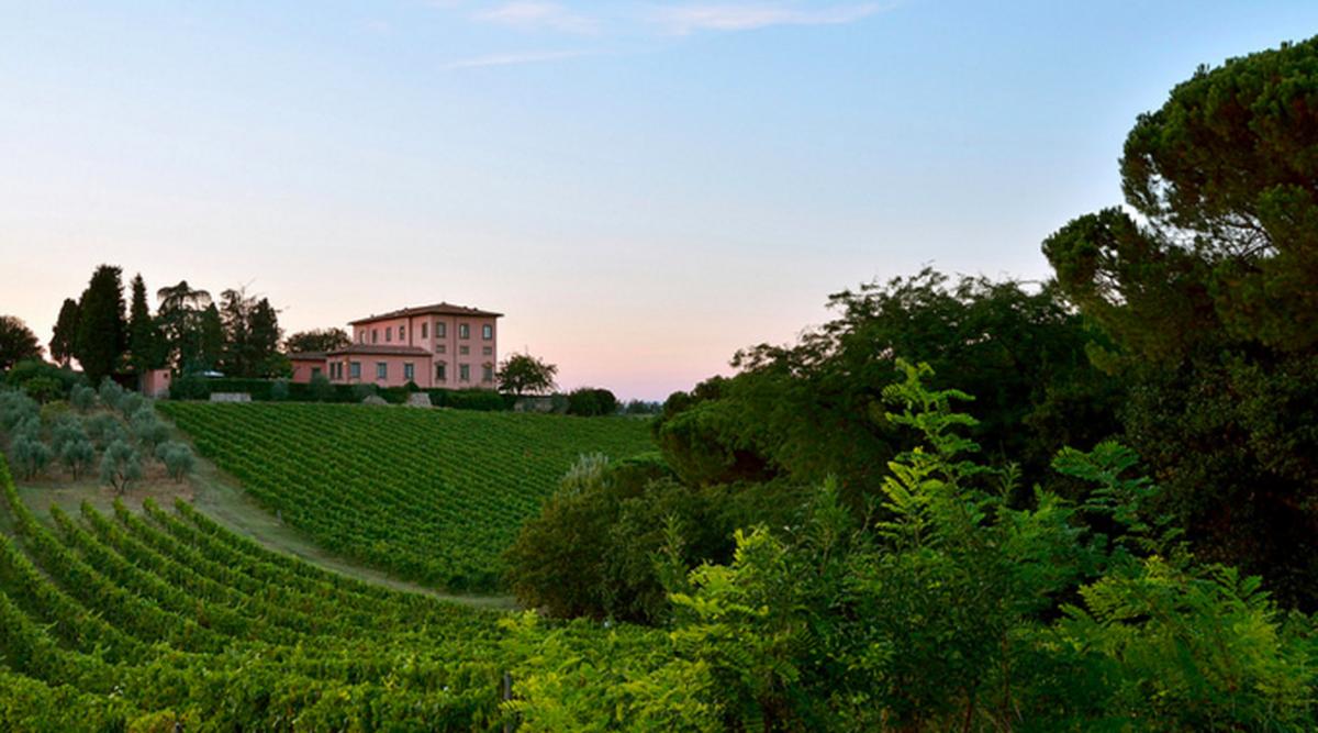 Maison Espana Cena Con Delitto machiavelli villa | luxury villa in tuscany | edge retreats
