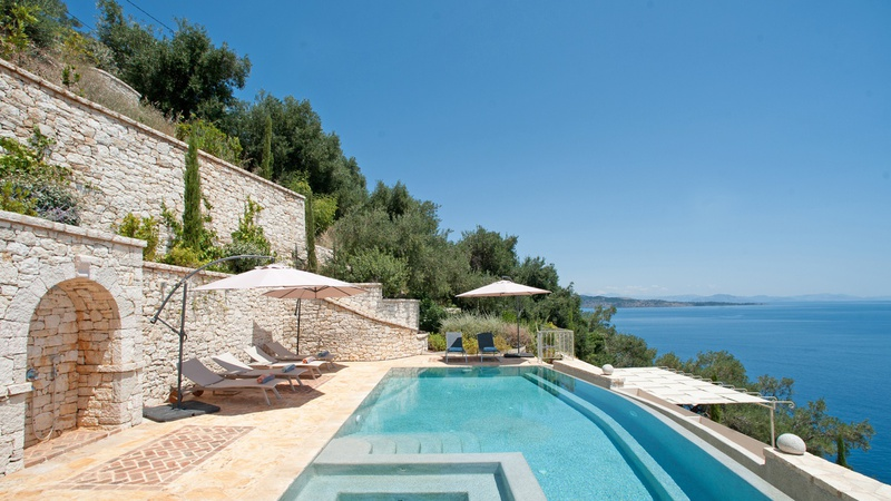 Villa Grillo - Greece, Ionian Islands, Corfu - Edge Retreats