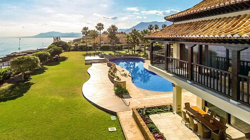 VILLA LIMONAR - Marbella, Spain