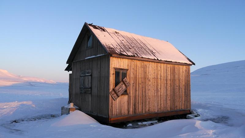Svalbard cabin