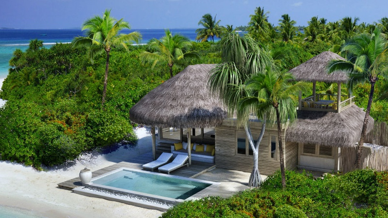 Six Senses Laamu Family Villa with Pool