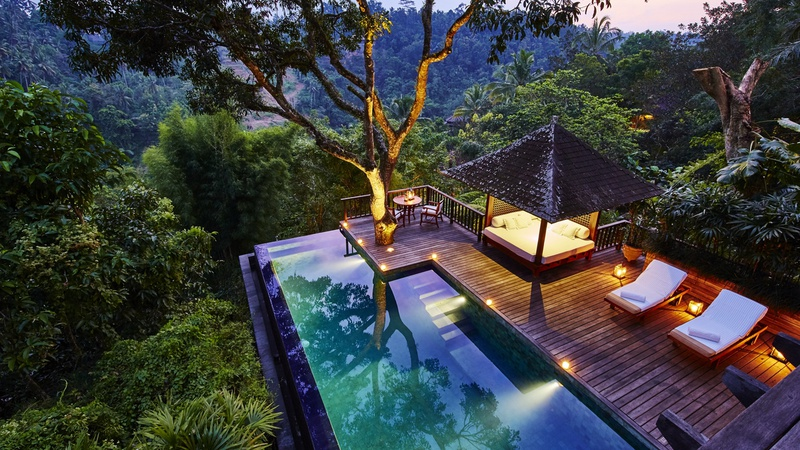 COMO SHAMBHALA SUKMA TARU - Bali, Indonesia