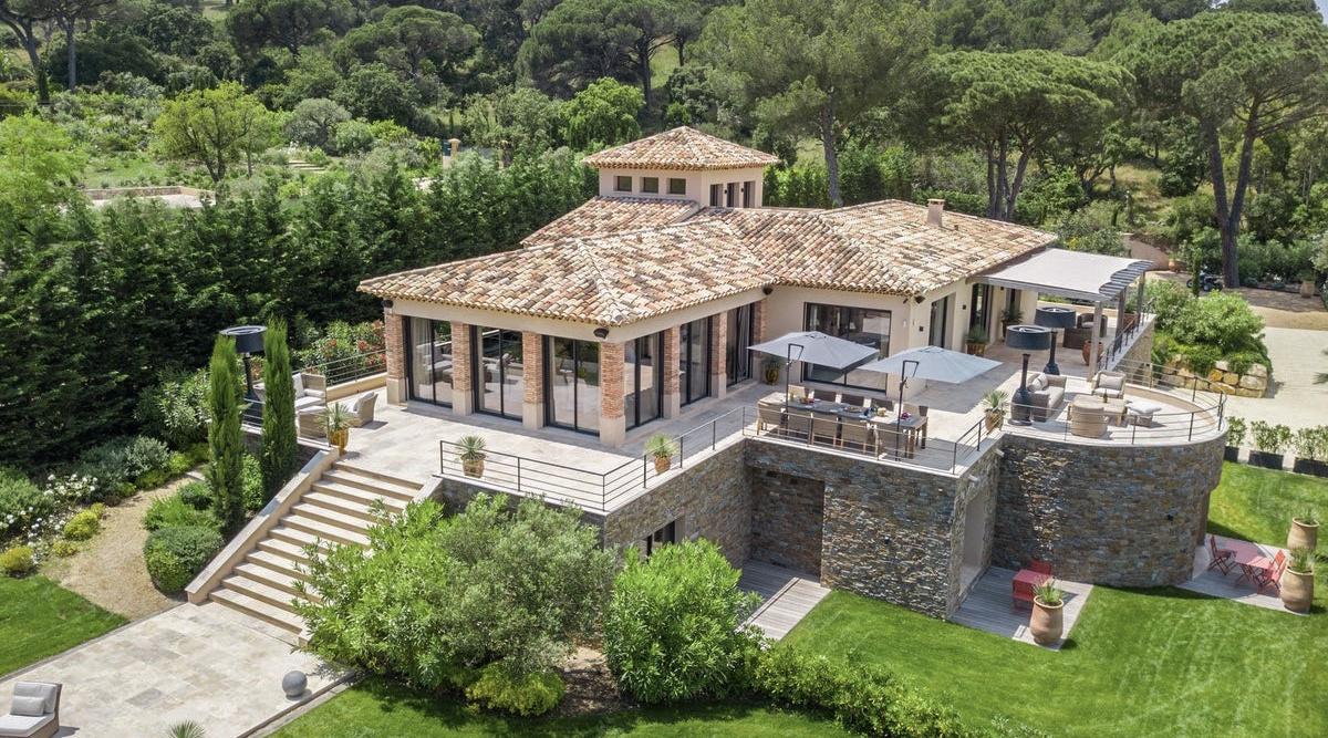 Villa Las Palmas Luxury Villa In St Tropez Edge Retreats