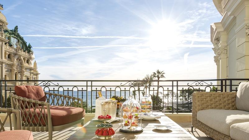 Diamond Suite Sea View with Terrace, Monaco - Edge Retreats