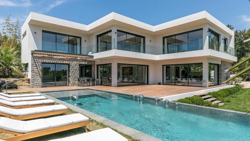 Villa Atmos - Côte d'Azur, Cannes, Mougins