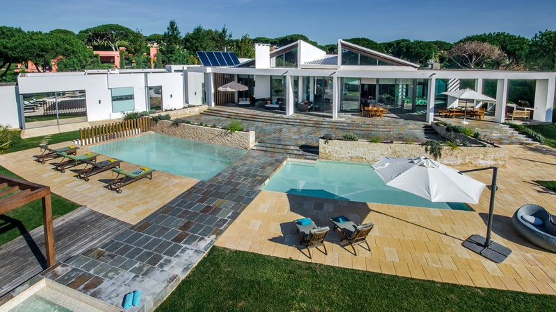 Luxury Villa near by golf course: Villa Cypress Pointe, Vilamoura
