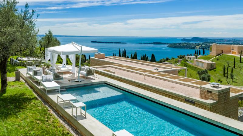 Villa Chipperfield Nord - Italy, Italian Lakes, Lake Garda - Edge Retreats