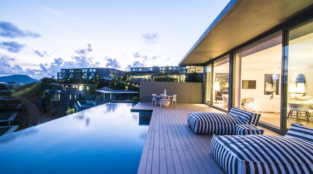 Point Yamu Andaman Pool Villa Luxury Villa Thailand
