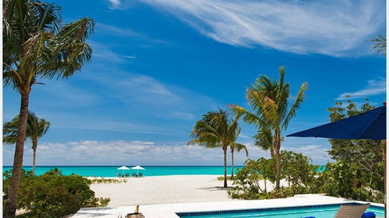 TURKS CAICOS LUXURY VILLA BEACH HOUSE