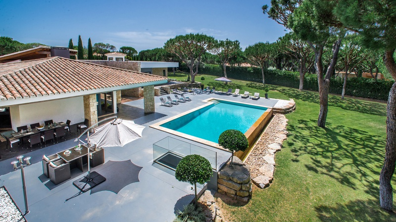 Luxury Villa near by golf course: Villa Pinhal, Vilamoura
