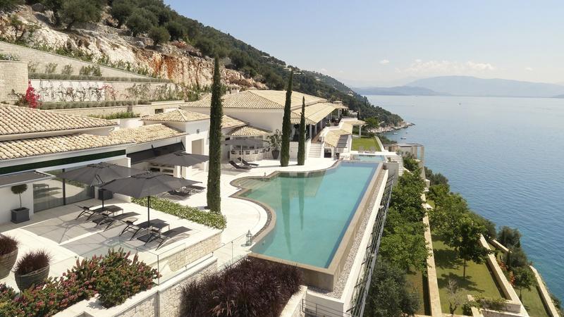 Ultima Corfu - Greece, Ionian Islands, Corfu - Edge Retreats