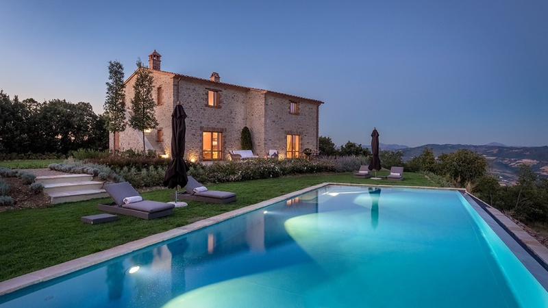 UMBRIA - Picture-perfect Hilltop Charm