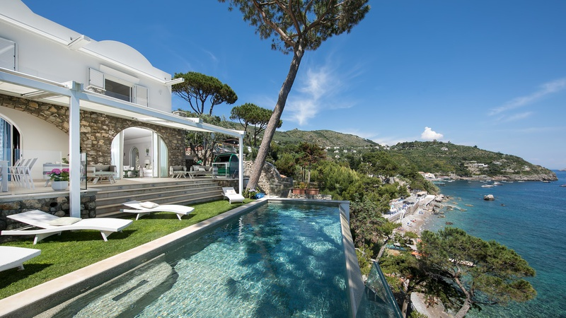 Villa Nerano - Italy, Amalfi Coast