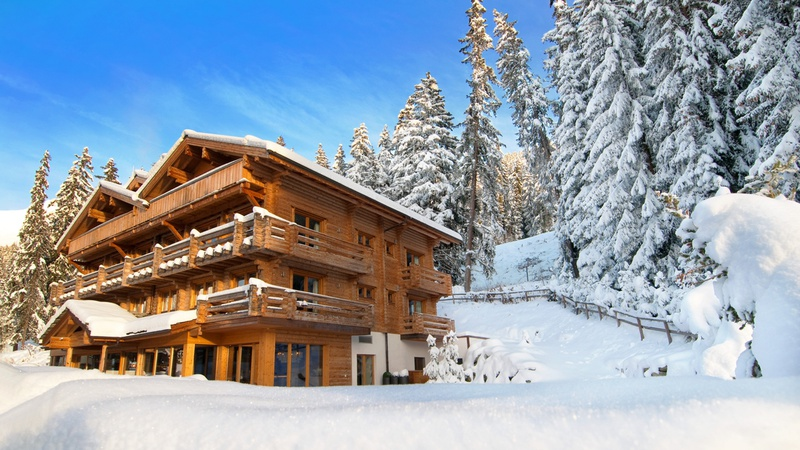 VERBIER LUXURY CHALET THE LODGE