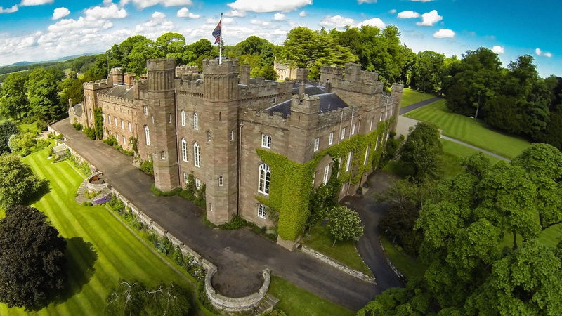 SCOTLAND LUXURY HOLIDAY HOMES SCONE PALACE