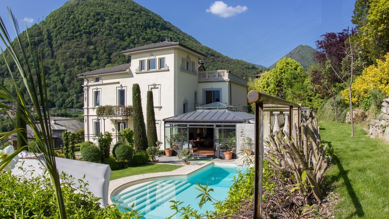LAKE COMO LUXURY VILLA VISTA LAGO