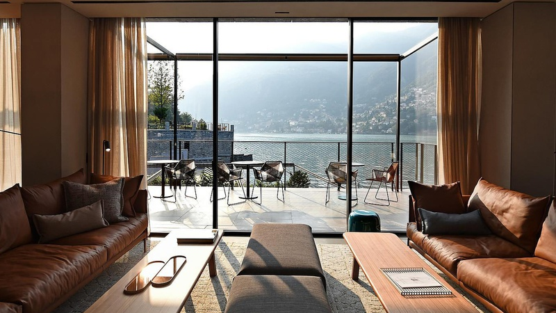 LAKE COMO LUXURY VILLA IL SERENO