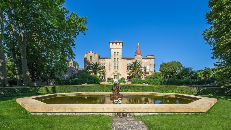 Chateau Saint Martin - Languedoc-Roussillon