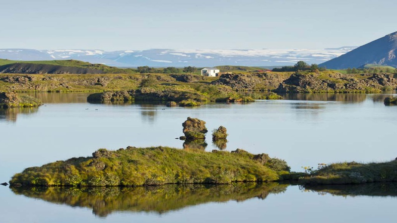 Mývatn Villa - Iceland -Edge Retreats