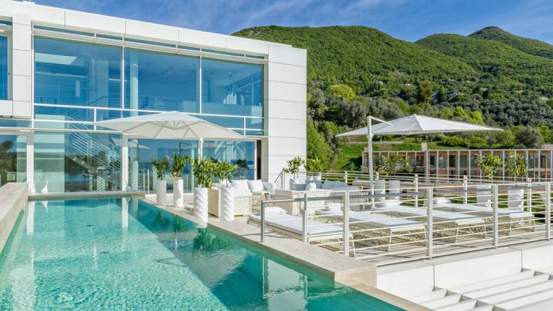 Villa Richard Meier - Italy, Italian Lakes, Lake Garda - Edge Retreats