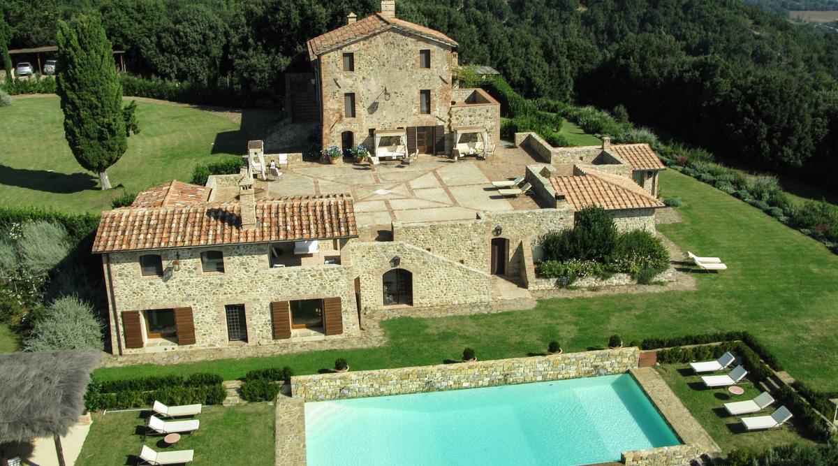Villa Leopolda Luxury Villa In Tuscany Edge Retreats