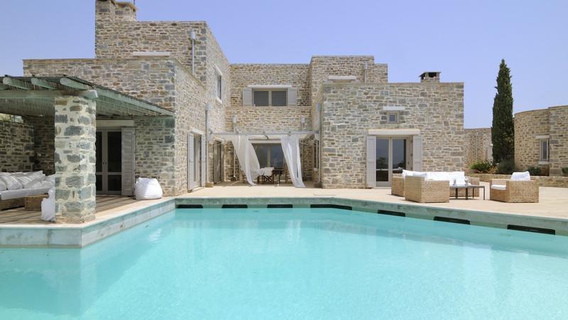 Villa Earvin Greece Paros