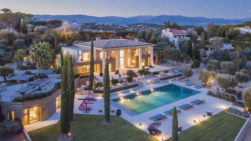 Villa Freya - France, Cote d'Azur, Cannes