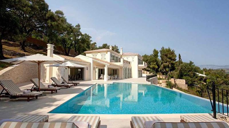 Villa Anemone - Greece, Ionian Islands, Corfu - Edge Retreats