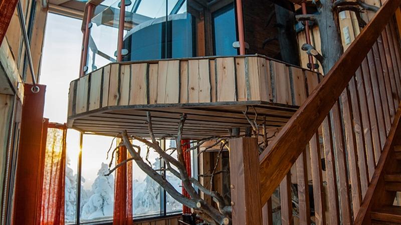 Kotkanpesä-portaat