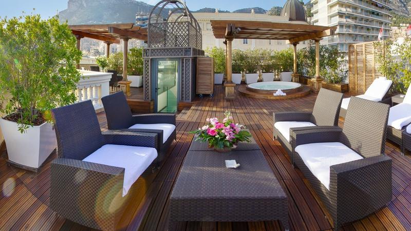 Diamond Suite Duplex, Monaco - Edge Retreats
