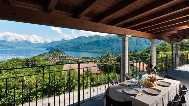 Luxury Villa Lake Como