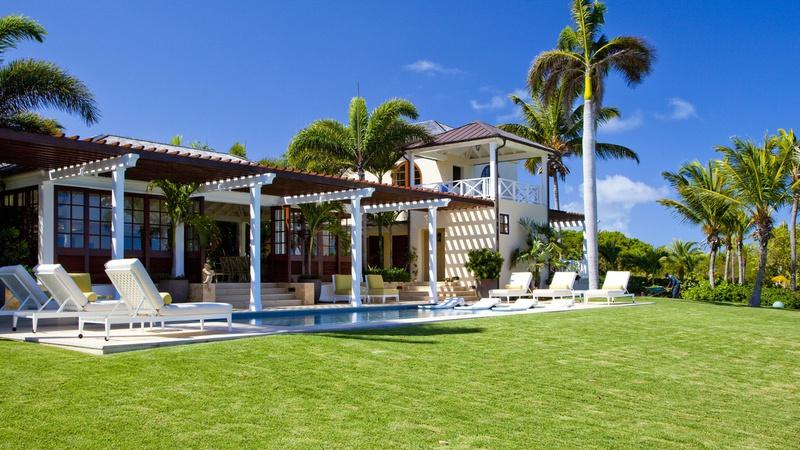 Frangipani - Antigua, Long Island, Jumby Bay Island
