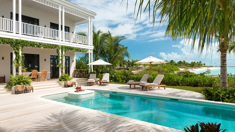 Colonial Residence, Turks and Caicos