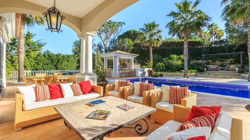 ALGARVE LUXURY VILLA ALGARVIA