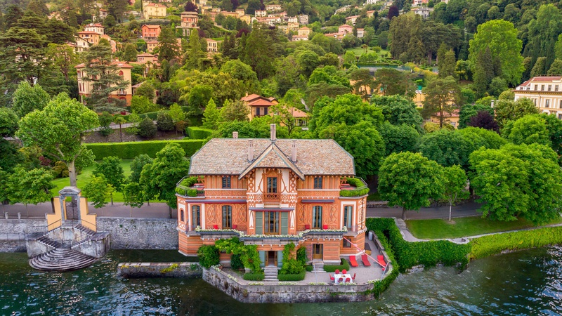 LAKE COMO LUXURY VILLA CIMA