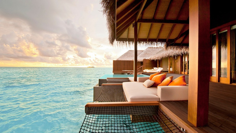 Adaya Maldives Sunset Ocean Family Suite