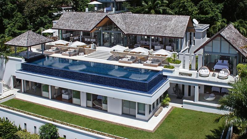 VILLA CHAN GRAJANG - Phuket, Thailand